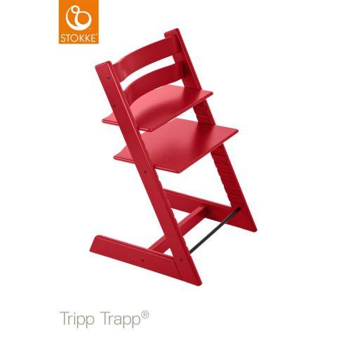 Stol, Tripp Trapp®, Stokke®, Rød