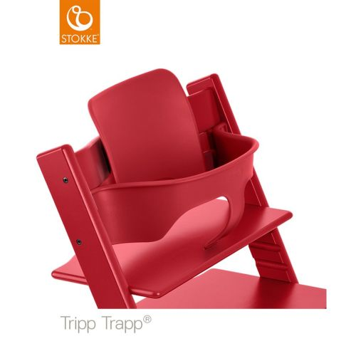 Baby Set, Tripp Trapp®, Stokke®, Red