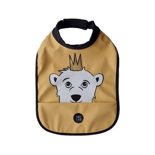 Babylivia - Høyhalset smekke - Isbjørnen Isak New Wheat