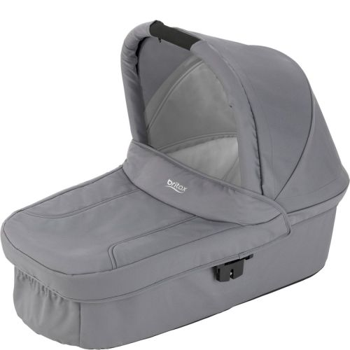 Hardbag, Single, Britax, Steel grey