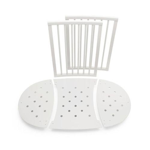 Forlenger, Sleepi Mini Bed Extension, Stokke®, Hvit