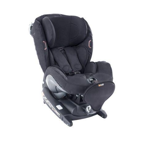 Bilstol, iZi Combi X4 ISOfix, Besafe, Black cab, 0-18 kg