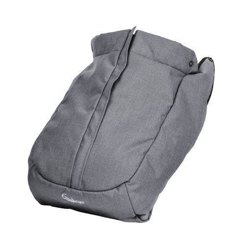 Emmaljunga,Fottrekk NXT FLAT Lounge Grey