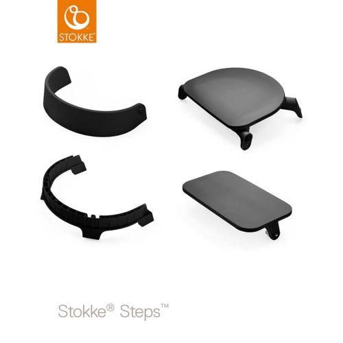Stolsete, Stokke® Steps™, Sort