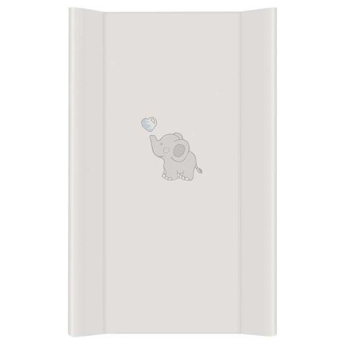 Stellepute, Ceba Baby, Grå med elefant, 50x80 cm