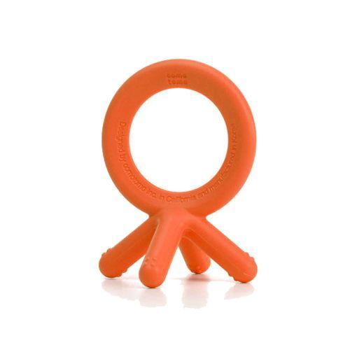 Comotomo silikon bitering oransje