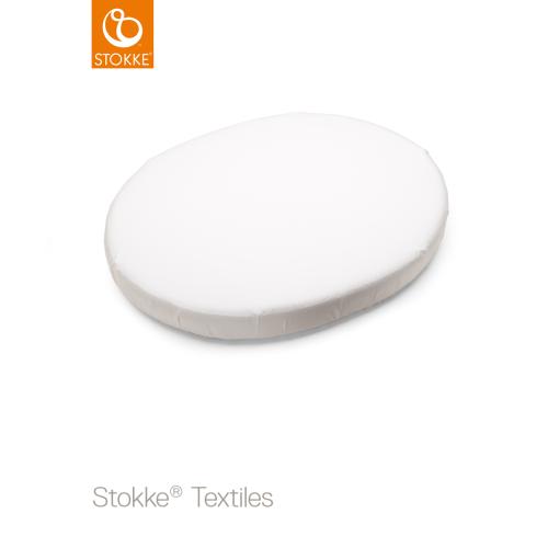 Formsydd laken, Stokke® Sleepi™, Hvit, 120cm