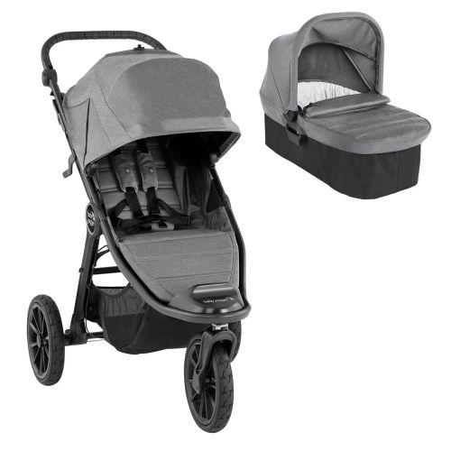 Pakketilbud, BabyJogger®, Vogn, City Elite 2 - Slate + Bag