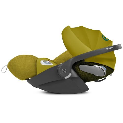 Cloud Z i-Size Plus Mustard Yellow