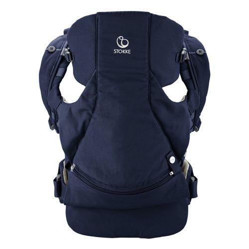 Bæresele, Mycarrier front & back, Stokke®, Deep Blue