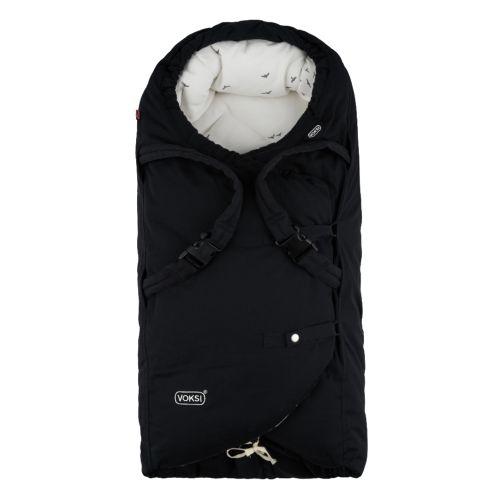 Vognpose, Voksi Carry North  - Black