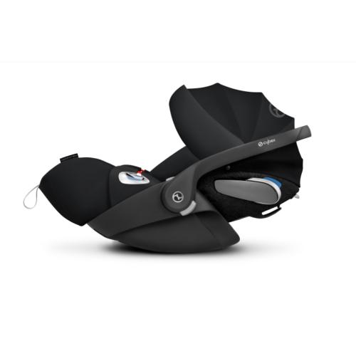 Bilstol, Cybex Cloud Z i-Size Plus, SensorSafe, Deep Black