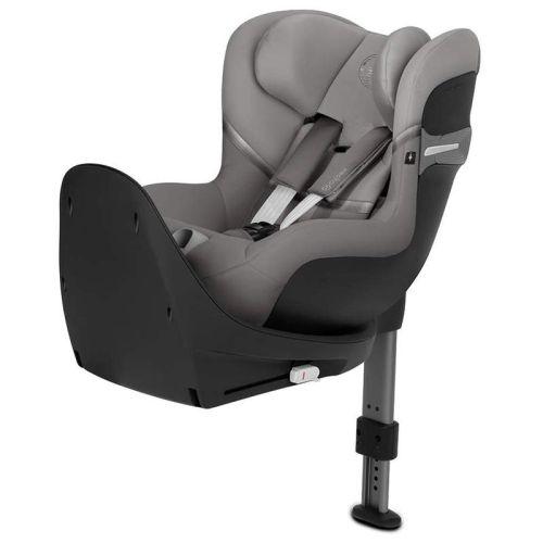 Bilstol, Cybex, Sirona S2 i-Size - Soho Grey -Mid Grey