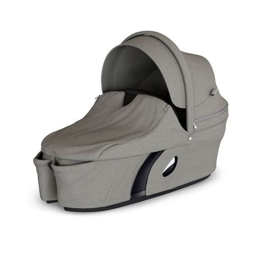 Stokke® Xplory® bag, brushed grey