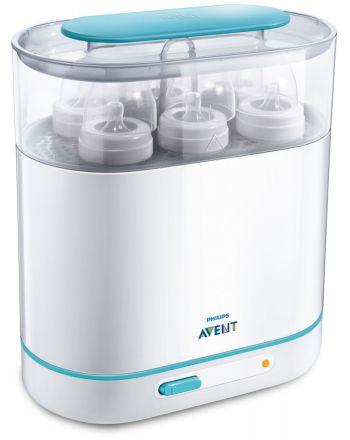 Philips Avent Elektrisk Sterilisator 3 in 1