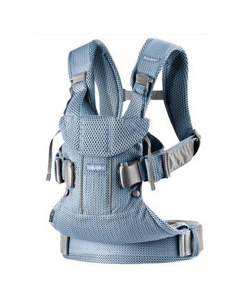 Babybjørn bæresele - ONE AIR, Gråblå, 3D Mesh