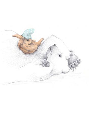 Kort, Isbjørnen og kaninen, Tails, Store