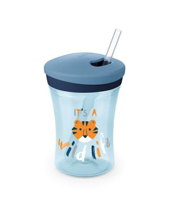 NUK Evolution Action Cup - Blue