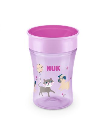 NUK Evolution Magic Cup - Rose
