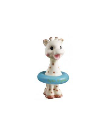 Sophie La Girafe badeleke, Blå