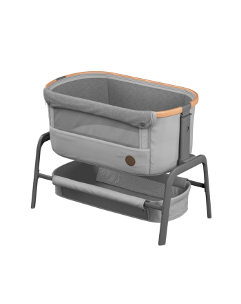 Bedside Crib, Maxi-Cosi Iora, Essential Grey