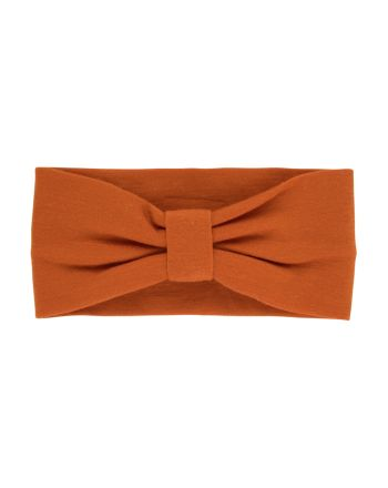 Voksi® Wool, Headband, Warm Orange