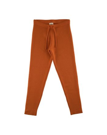 Voksi® Wool, Merinoull Bukse, Warm Orange
