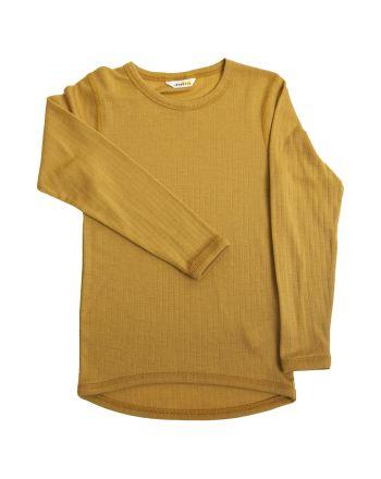 Joha langermet ulltrøye, Colourfull, Carry Yellow