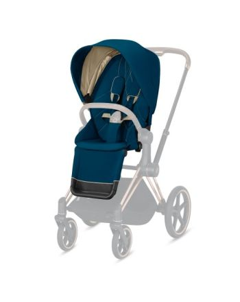 Sittedel, Cybex, Priam - Mountain Blue