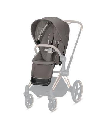 Sittedel, Cybex, Priam - Soho Grey