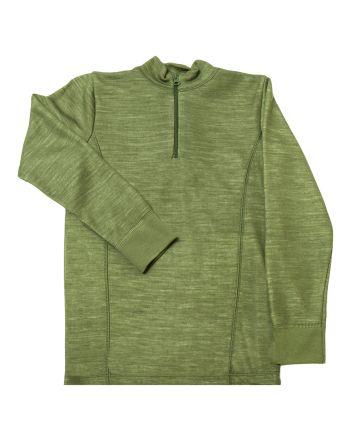 Genser, Joha, Ull/Bambus, Grønn