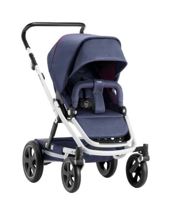 Vogn, Go Big 2, Britax, Oxford Navy