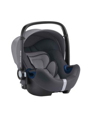 Bilstol, Baby-Safe² i-size, Britax, Storm grey, 40-83 cm