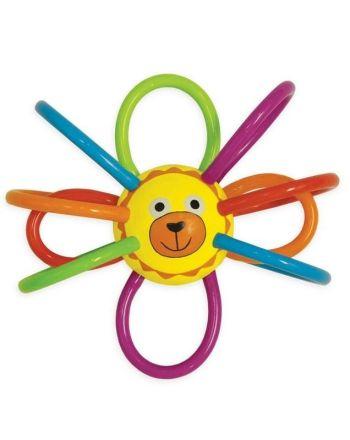 Rangle, Løve, Zoo Winkel, Manhattan Toy