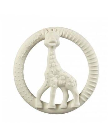 Sophie la Girafe So`pure circle teehing ring