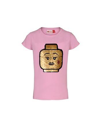 Lego Wear, Tone - T-Shirt- Rose