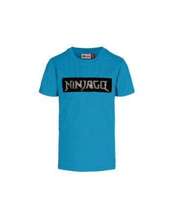 Lego Wear, T-Shirt Tobias - Light Blue