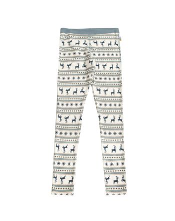 Joha,Leggings- Jumping Deer, Navy