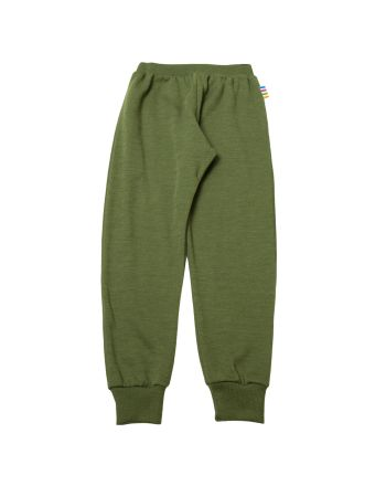 Bukse, Joha, Blader, Grønn