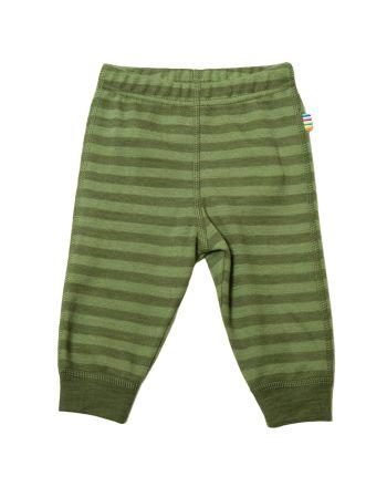 Leggings, Joha, Striper, Grønn