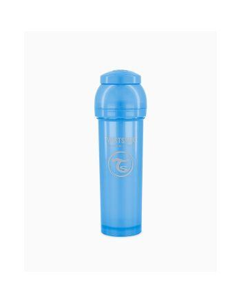 Flaske, Twistshake, Anti-Colic - 330ml, Pearl Blue