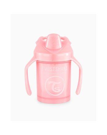 Mini Cup, Twistshake, Pearl Pink