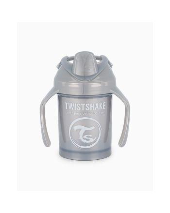 Mini Cup, Twistshake, Pearl Grey