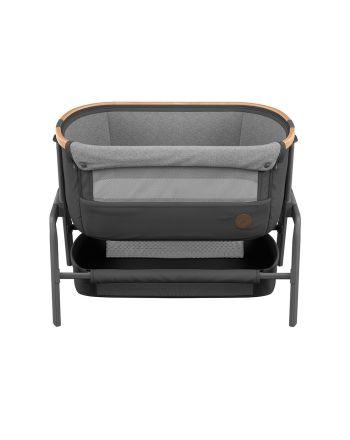 Bedside Crib, Maxi-Cosi Iora, Essential Graphite
