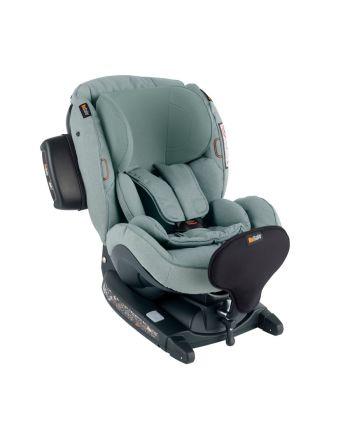 Bilstol, BeSafe iZi Kid X3 i-Size,Sea Green Mélange NY!