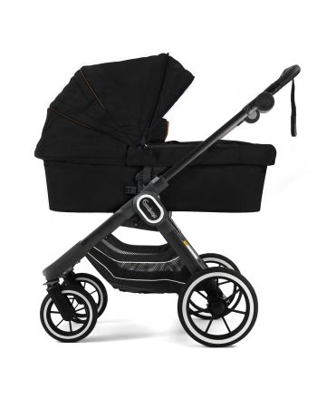Emmaljunga NXT90 Black - 2in1 - Outdoor Black