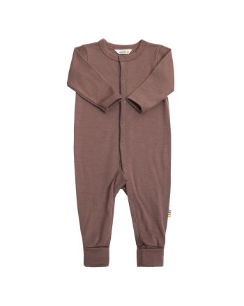 Joha,Jumpsuit w/2in1 foot - Old Pink