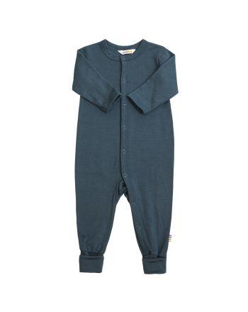 Joha,Jumpsuit w/2in1 foot - Dark Blue