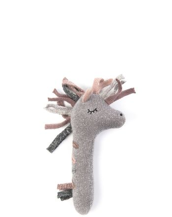 Smallstuff, Maracas, Giraff - Silver/Mulit