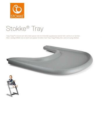Stokke® Tray Storm Grey